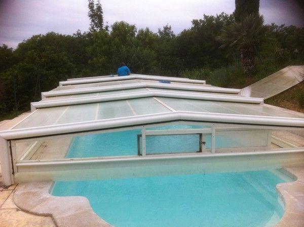 Motorisation entretien d 39 abris piscines for Entretien abris piscine