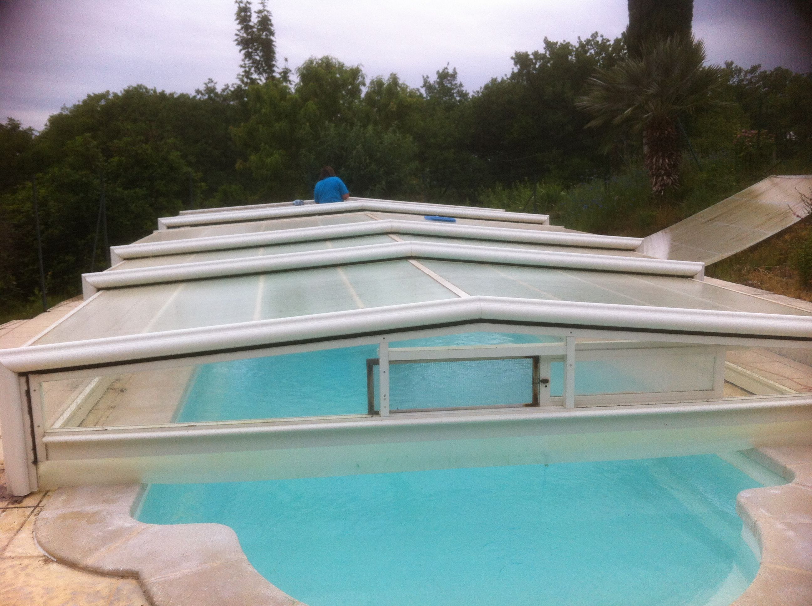 Abri de piscine for Abri de piscine