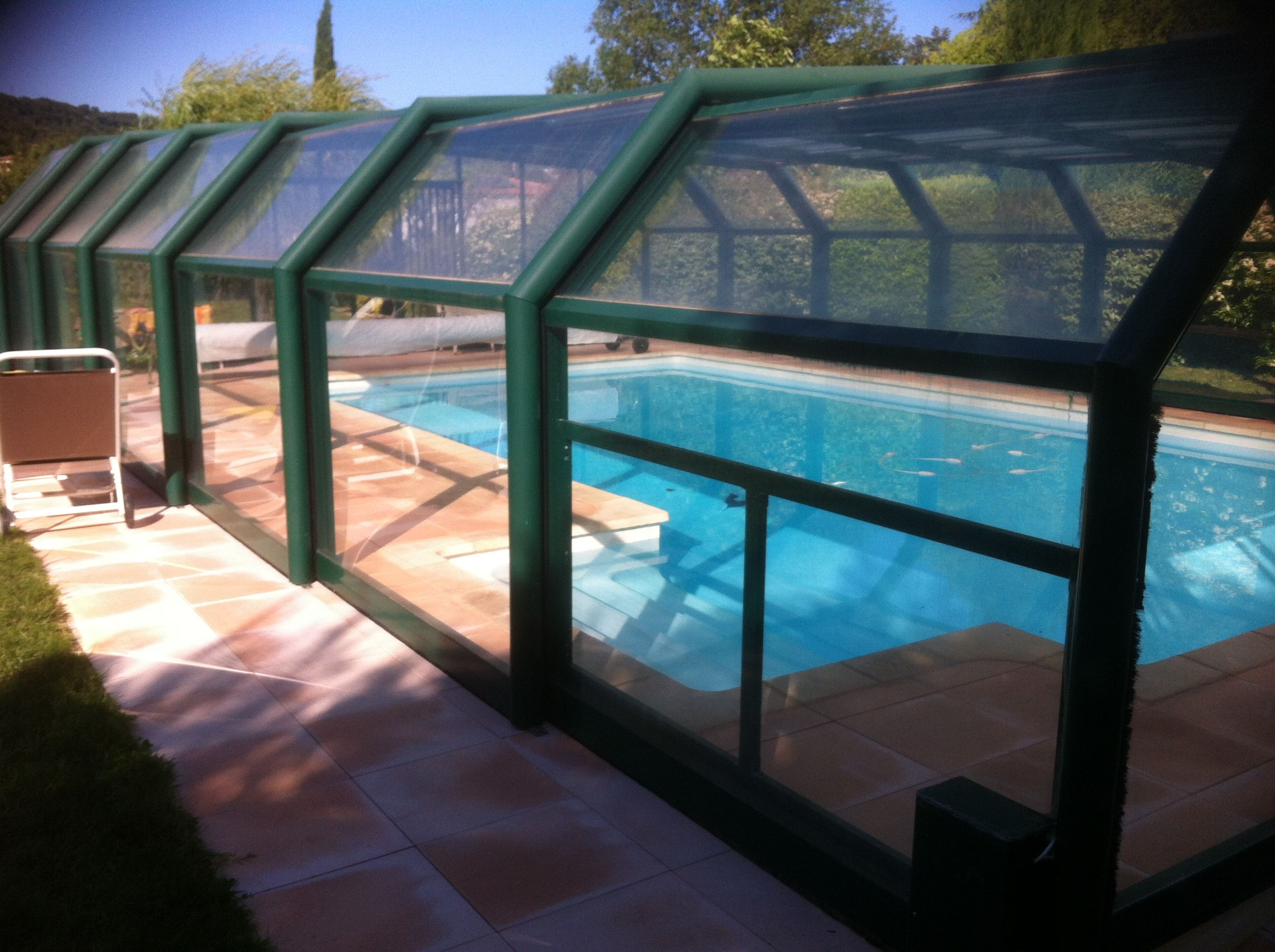 Entretien abri de piscines poseidon for Entretien abris piscine